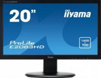 imagine Monitor LED 19.5 iiyama Prolite E2083HD e2083hd-b1