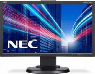 Monitor LED 20 NEC MultiSync E203Wi IPS HD+ 5 ms Negru Monitoare LCD LED
