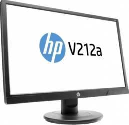 Monitor LED 20.7 HP V212a Full HD 5ms Black