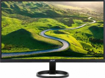 Monitor LED 21.5 Acer R221QBMID FullHD 4ms IPS Negru Monitoare LCD LED