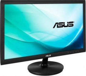 Monitor LED 21.5 Asus VS229NA Full HD 5ms GTG Negru Monitoare LCD LED