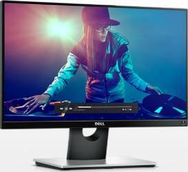 Monitor LED 21.5 Dell S2216H FullHD IPS Negru Monitoare LCD LED