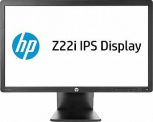 Monitor LED 21.5 HP Z22i Full HD IPS Refurbished Monitoare LCD LED Reconditionate