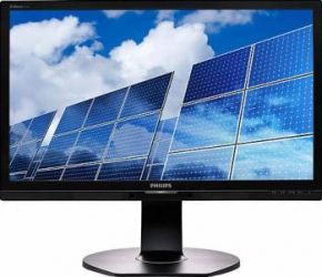 Monitor LED 21.5 Philips 221B6QPYEB Full HD 5ms GTG Negru Monitoare LCD LED