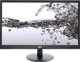 Monitor LED 22 AOC E2270SWN Full HD 5ms Negru Monitoare LCD LED