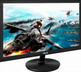 Monitor LED 22 Asus VS228NE Full HD 5ms Negru Monitoare LCD LED