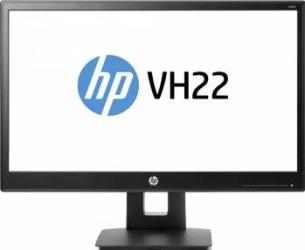 Monitor LED 22 HP VH22 Full HD 5ms Monitoare LCD LED