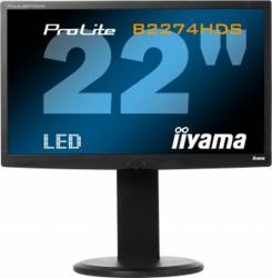 imagine Monitor LED 22 Iiyama ProLite B2274HDS Full HD HDMI prolite b2274hds