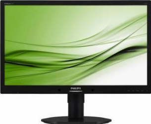Monitor LED 22 Philips 220B4LPYCB/00 WSXGA+ 5 ms Negru