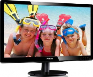 Monitor LED 22 Philips 220V4LSB WSXGA+ 5ms Monitoare LCD LED