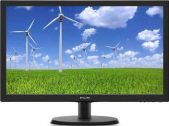 Monitor LED 22 Philips 223S5LSB/00 Full HD 5ms Monitoare LCD LED