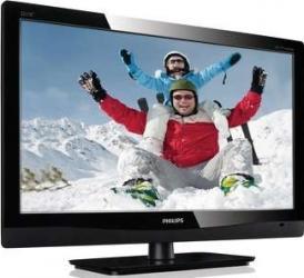 imagine Monitor LED 22 Philips Full HD HDMI cu TV Tuner 221te4lb/00