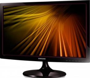 Monitor LED 22 Samsung S22C300B Full HD Rosu Translucid