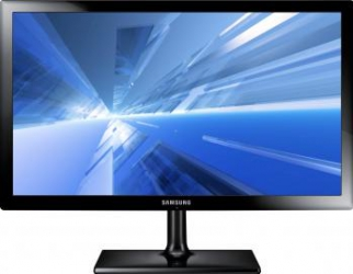 Monitor LED 22 Samsung T22C350 Full HD Tv Tunner Charcoal Gray