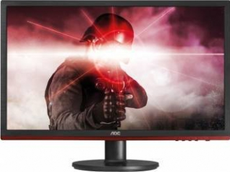 pret preturi Monitor Gaming LED 24 AOC G2460VQ6 FullHD 1ms FreeSync 75Hz Black