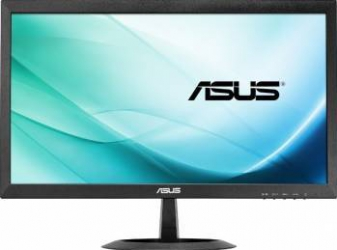 Monitor LED 19.5 Asus VX207DE HD Black