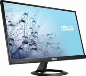 Monitor LED 23 Asus VX239H Full HD 5ms IPS GTG Negru Monitoare LCD LED
