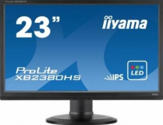 Monitor LED 23 iiyama ProLite XB2380HS Full HD 5ms Monitoare LCD LED