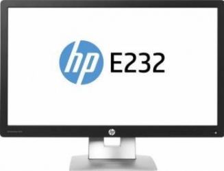 Monitor LED 23 HP Elite Display E232 Full HD IPS Negru