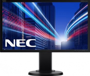 imagine Monitor LED 23 Nec MultiSync E231W Full HD Black lcd e231w bk 60002932