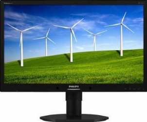 Monitor LED 23 Philips 231B4QPYCB Full HD Negru