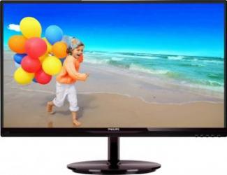 imagine Monitor LED 23 Philips 234E5QHSB00 Full HD Black 234e5qhsb/00