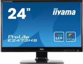imagine Monitor LED 23.6 Iiyama ProLite E2473HS-GB1 Full HD e2473hs-gb1