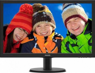 Monitor Led 23.6 Philips 243v5qsba Full Hd