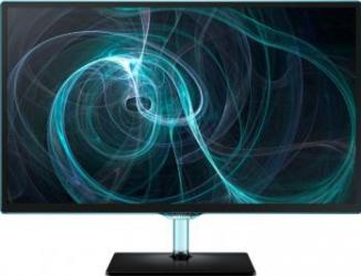 Televizor Monitor TV LED 23.6 Samsung T24D390EW Full HD Tuner TV