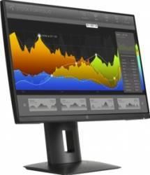 Monitor LED 23.8 HP Z23n Full HD IPS Black Monitoare LCD LED
