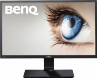 Monitor LED 23.8 BenQ GW2470HM Full HD 4 ms HDMI + Boxe Negru Monitoare LCD LED