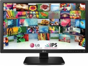 Monitor LED 23.8 LG 24MB37PM-B Full HD 5ms IPS Negru
