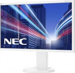 Monitor LED 23.8 Nec E243WMi White Full HD Monitoare LCD LED