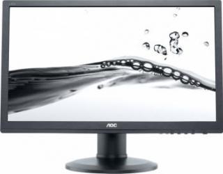 Monitor LED 24 AOC e2460Phu Full HD 2ms Monitoare LCD LED