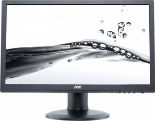 Monitor LED 24 AOC e2460Phu Full HD 2ms