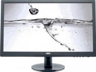 imagine Monitor LED 24 AOC E2460SDA Full HD Wide Cu Boxe Black e2460sda