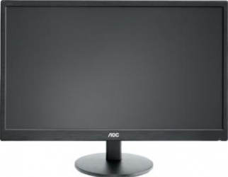 imagine Monitor LED 24 AOC E2470SWHE Full HD Negru Cherry e2470swhe
