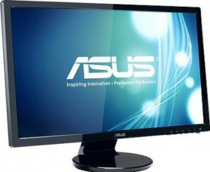imagine Monitor LED 24 Asus VE247T Full HD Negru ve247t