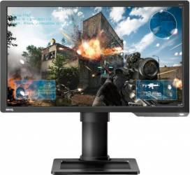 Monitor LED 24 BenQ Zowie XL2411 Full HD 1ms 144Hz Negru Ref. Monitoare LCD LED Reconditionate