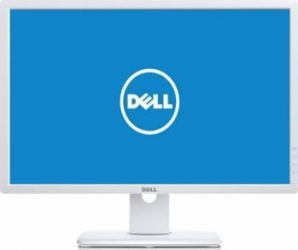 Monitor LED 24 Dell UltraSharp U2412M IPS WUXGA Alb Monitoare LCD LED