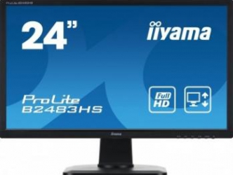 imagine Monitor LED 24 iiyama ProLite B2483HS-B1 b2483hs-b1