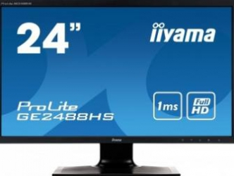imagine Monitor LED 24 Iiyama ProLite GE2488HS-B1 Full HD ge2488hs-b1