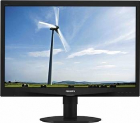 Monitor LED 24 Philips 240S4QYMB IPS 5 ms Negru Monitoare LCD LED