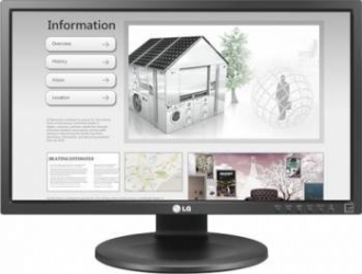 imagine Monitor LED 24 LG 24MB35PU-B Full HD 5ms GTG Negru 24mb35pu-b