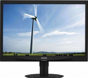 imagine Monitor LED 24 Philips 240S4QMB WUXGA 5ms GTG Negru 240s4qmb/00