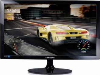 Monitor Gaming LED 24 Samsung LS24D330HSXEN Full HD 1ms Negru Monitoare LCD LED