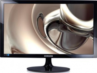 imagine Monitor LED 24 Samsung LS24B300HS Full HD HDMI. s24b300h_resigilat