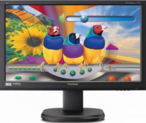 Monitor LED 24 Viewsonic VX2410MH Full HD 5ms Rerfurbished Monitoare LCD LED Reconditionate