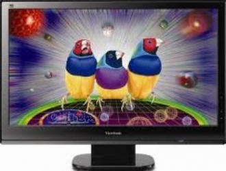 imagine Monitor LED 24 Viewsonic VX2453MH-LED HD vx2453mh led