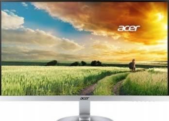 Monitor LED 25 Acer H257HUSMIDPX WQHD 4ms Argintiu Monitoare LCD LED